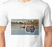 Alf Hole Goose Sanctuary Unisex T-Shirt