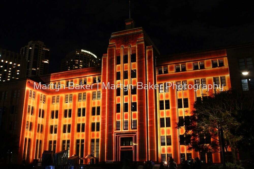 Vivid Festival, Museum of Contemporary Art, Sydney by Martyn Baker   Martyn Baker Photography