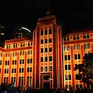 Vivid Festival, Museum of Contemporary Art, Sydney by Martyn Baker | Martyn Baker Photography