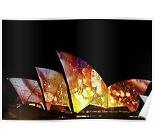 Vivid Festival - Sydney Opera House Poster
