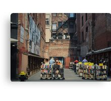 Boston, MA // B_Landscapes Canvas Print
