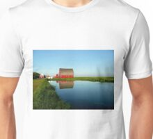 Reflections on the Pond!!! Unisex T-Shirt