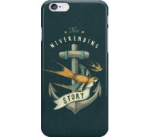Anchor | Petrol Grey iPhone Case/Skin