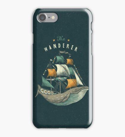 Whale | Petrol Grey iPhone Case/Skin