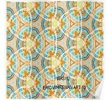 (WASYL  )   ERIC WHITEMAN  ART Poster