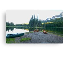 All is Peaceful Canvas Print