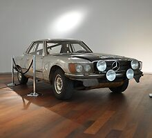 Mercedes-Benz 500 SLC Rally (C107) by SutoL ..