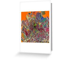 ( SULK )  ERIC WHITEMAN ART   Greeting Card