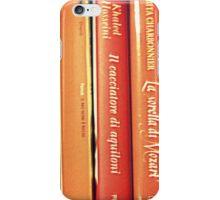 red books iPhone Case/Skin