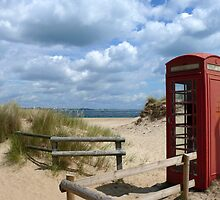 Little Red Box on Holiday by mikebov