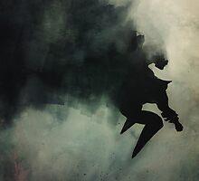 Caped Crusader... by DarkIndigo