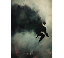 Caped Crusader... Photographic Print