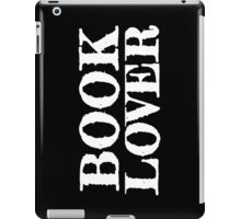 Book Lover iPad Case/Skin
