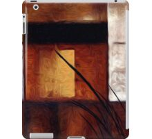 Tradition Abstract Oil Painting iPad Case/Skin