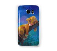 The Lion Sleeps Tonight Samsung Galaxy Case/Skin