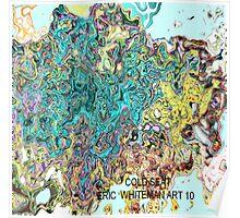( COLD   SEAT )   ERIC WHITEMAN ART  Poster