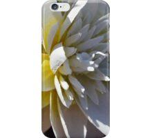 WHITE WATERLILLY iPhone Case/Skin