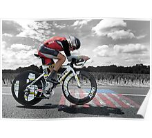 Lance Armstrong - Legend Poster