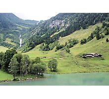 Landscape Austria like a postcard Photographic Print