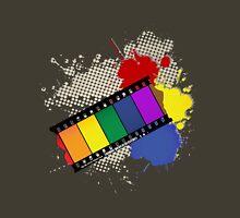 Grunge Rainbow film Unisex T-Shirt