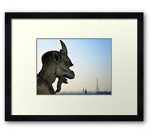 Chimera Framed Print