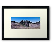 Captain Jack's Strong Hold Framed Print