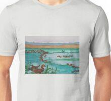 Whistling Ducks Unisex T-Shirt