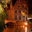 Historic Bruges by ferryvn