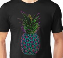 Neon Pineapple Unisex T-Shirt