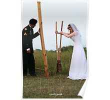 Marriage is Hard Work Poster