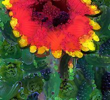 Fruit Salad Flower by RC deWinter