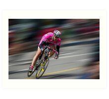 Take it! ~ Tour of the Gila Criterium Race 2010 Art Print