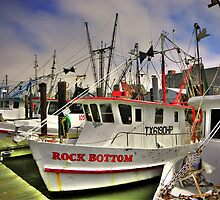 Shrimp Boats by Savannah Gibbs
