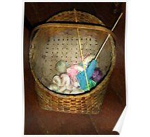 Old Basket, New Yarn Poster
