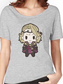 Fire Emblem: Fates Xander Chibi Women's Relaxed Fit T-Shirt