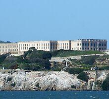 Alcatraz Island  by Vanessa Goodrich
