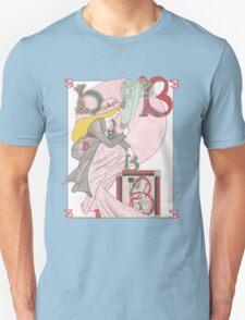 Broken Blossoms Unisex T-Shirt