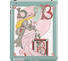 Broken Blossoms iPad Case/Skin