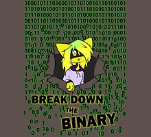Break Down the Binary Unisex T-Shirt