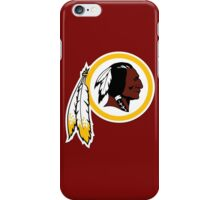 Redskins iPhone Case/Skin