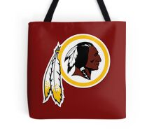 Redskins Tote Bag