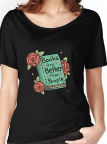 Books > People Women's Relaxed Fit T-Shirt