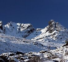 The cobbler in winter by Stuart-Crawford