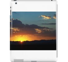 Sunrise Across Nevada iPad Case/Skin