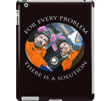 For Every Problem iPad Case/Skin