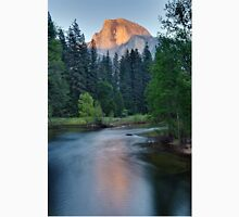 Half Dome Sunset - HDR T-Shirt