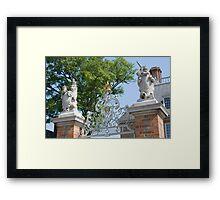 Royal Governor  Framed Print