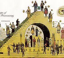 Steps of Freemasonry by lawrencebaird