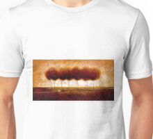 Path of Trees Oil Painting Unisex T-Shirt