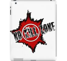 No Kill Zone iPad Case/Skin